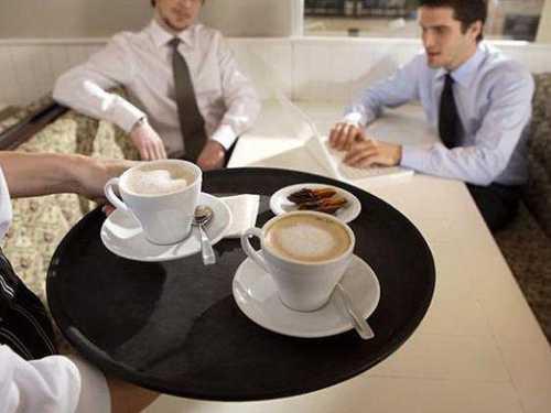 Кофе и чай для посетителей Правила офисного этикета