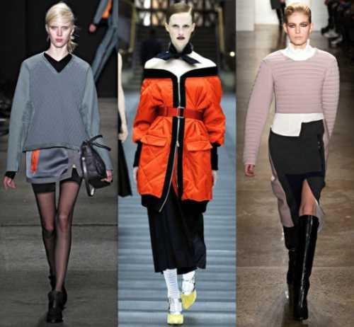 Что модно носить зимой 2013 года