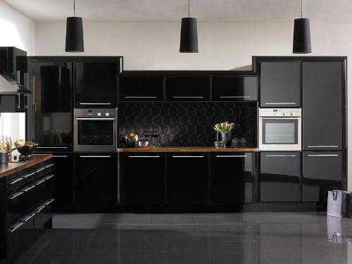 Секреты блестящей кухни