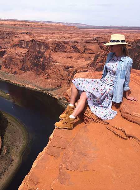 Ксения Собчак: Аризона, я буду скучать
