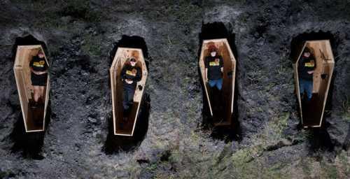 10 реальных историй людей, похороненных заживо