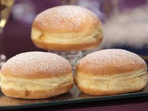 Рецепт пончиков с начинкой, секреты выбора