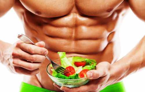 Спортивная диета для сжигания жира и похудения,