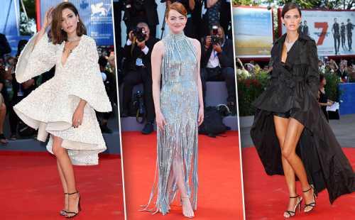 Международный кинофестиваль 2018: лучшие и худшие образы церемонии открытия