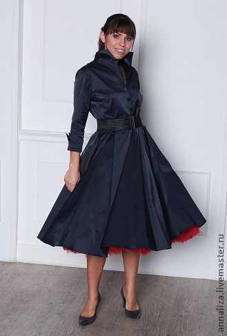 Модная женственность в стиле 50
