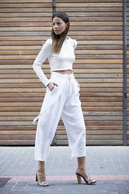 Самые модные летние брюки