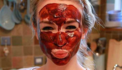 Шоколадные маски для лица в домашних условиях