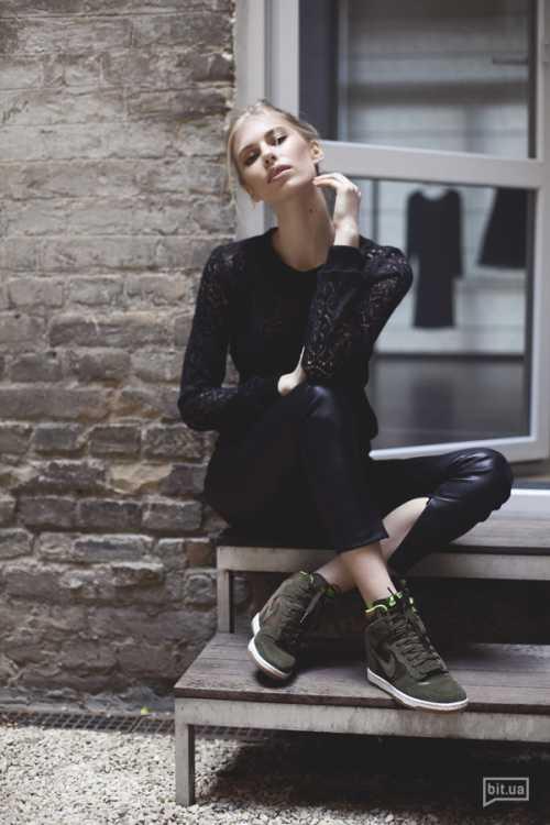 Девушка недели: Юлия Ступишина