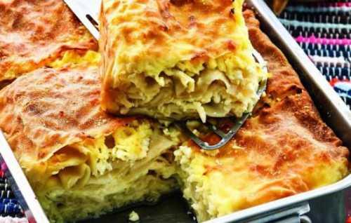 Рецепт пирога с адыгейским сыром, секреты выбора