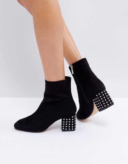 Женская обувь Сезон Холодный 2018