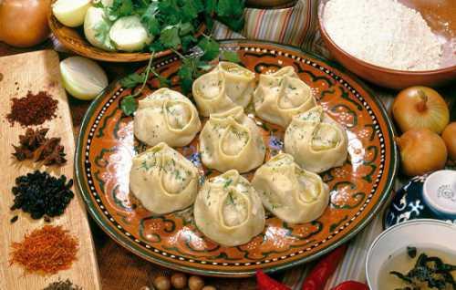 Рецепты мантов с тыквой и мясом, секреты выбора