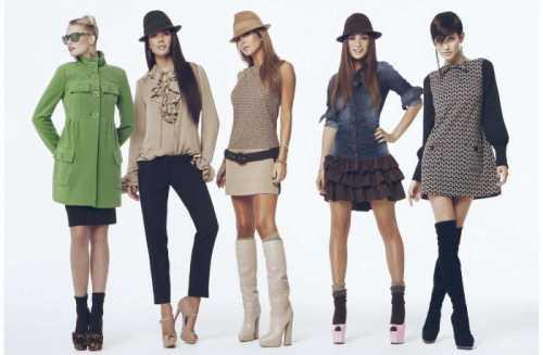 Молодежная мода 2017 для девушек