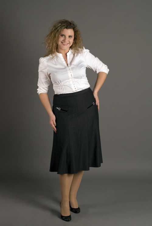 Самые красивые юбки для женщин