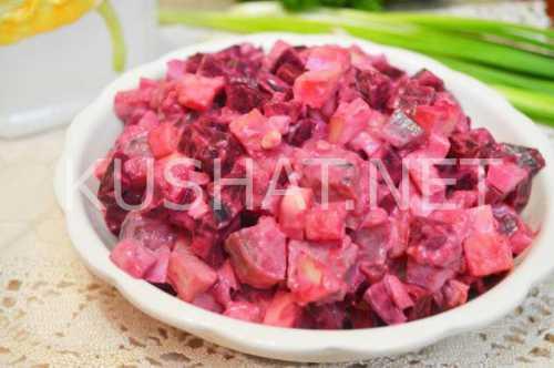 Марокканский салат со свеклой  - пошаговый рецепт с фото
