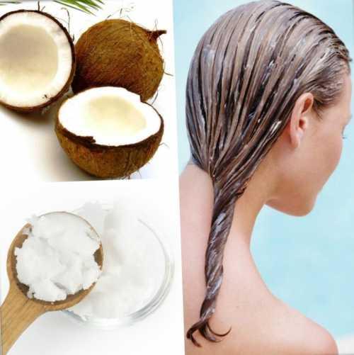 Обзор масок для волос с кокосовым маслом: