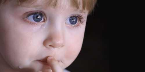 12 признаков детского стресса