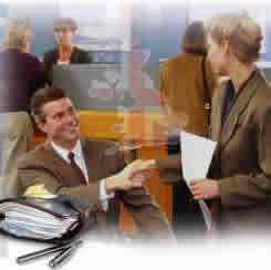 Правила офисного этикета