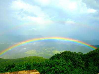 К чему снится радуга: толкование сна, в котором
