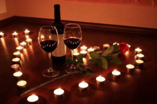 Как создать для любимого незабываемый вечер