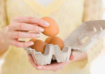 Короткая яично-творожная диета