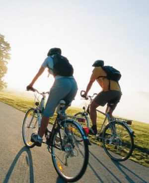 Велосипед  для похудения, как использовать
