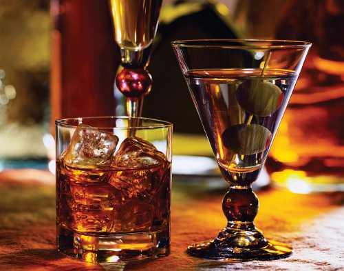 Алкоголь как лекарства: полезные свойства