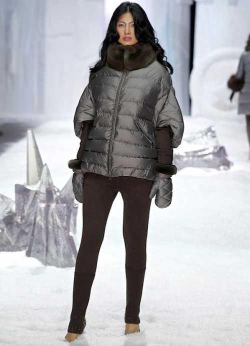 Модные куртки – зима 2015