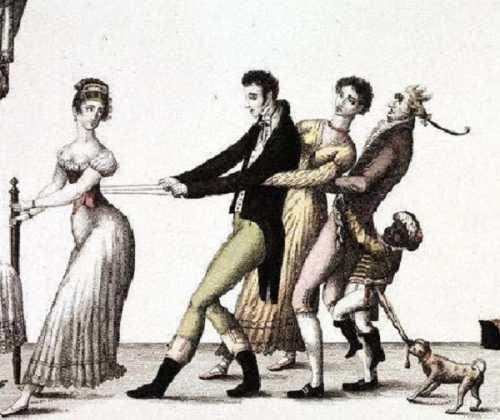 Секреты поведения французской аристократии