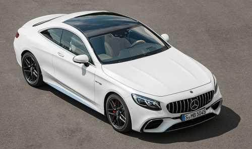 Mercedes представили новые купе и кабриолет C-класса