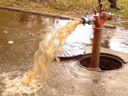 К чему снится грязная вода, что в реке течёт